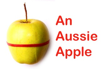 Another Lunch aussie apple