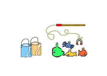 Pesca magnetica Alessia Scrap & Craft
