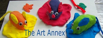 The Art Annex blog