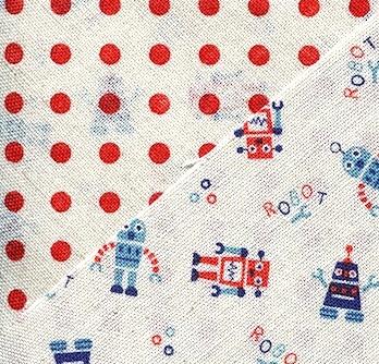 TATFJ robot fabric