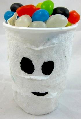 Craftbits mummy treat cups