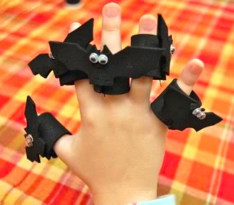 Frugal Family Fun playful bats