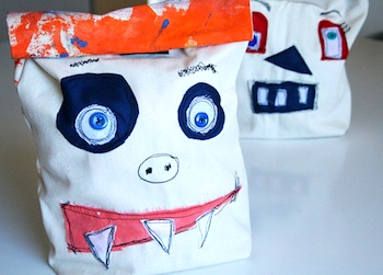 Whip Up monster lunch bag