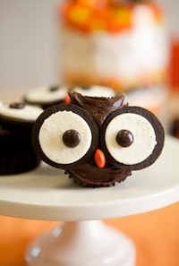 One Charming Party halloween desserts