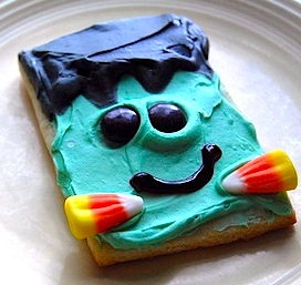 JCasa frankenstein cookies