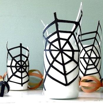 Michele Made Me web halloween lantern
