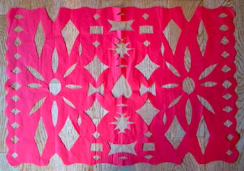 Teach Kids Art mexican papel picado