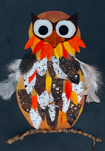 Owl Crafts For Kids Things To Make And Do Crafts And