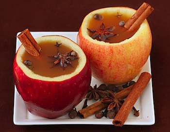 Gimme Some Oven apple cider cups