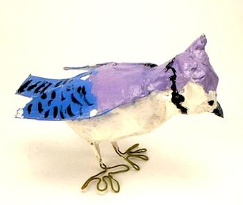 ArtForSmallHandspapiermachebirds