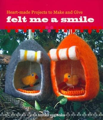 Felt Me A Smile by Toyoko Sugiwaka