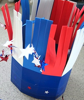4th Of July Crafts Treats For Kids Things To Make And Do