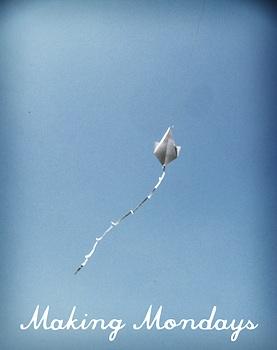 The Light Garden kite