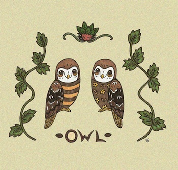 My Owl Barn Andrea Gutierrez