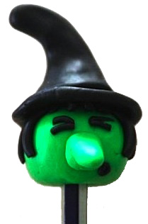Bookhou Craft halloween pencil topper