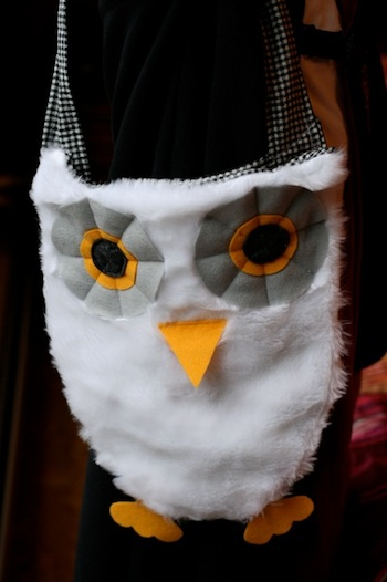 Wee Life hedwig halloween trick-or-treat bag