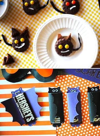 Katherine Marie Photography cats rats bats theme
