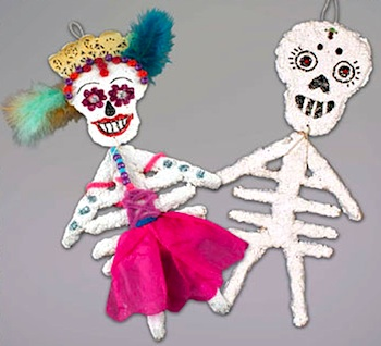 day of the dead craft ideas things to make and do crafts and activities for 7658