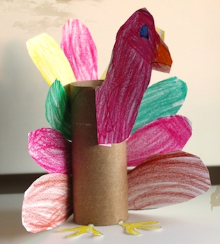 Alanna George tp roll turkey printable