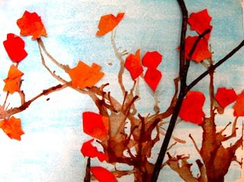 Craftberry Bush fall picture