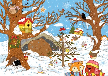 Activity Village advent calendar 2010