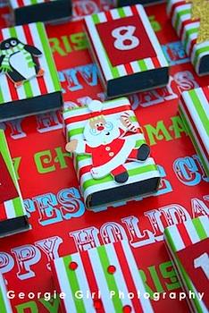 Love And Lollipops matchbox advent
