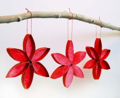 CC10 stained glass poinsettias finished