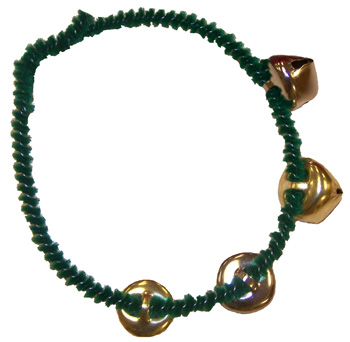 jingle bell bracelet things to make and do crafts and