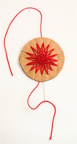 CC10 woven cookie stars 6