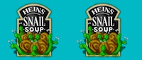Snail Soup Decoy snail soup label