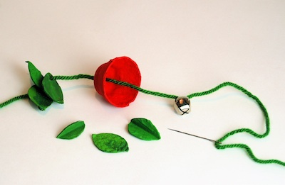 CC10 jingle bell flower 4