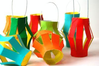 CC10 mini lanterns close up