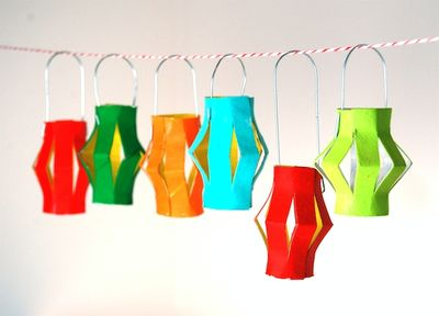 CC10 mini lanterns garland