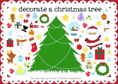Babalisme christmas tree decorating