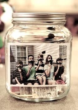 Kellicrowe time capsule jars