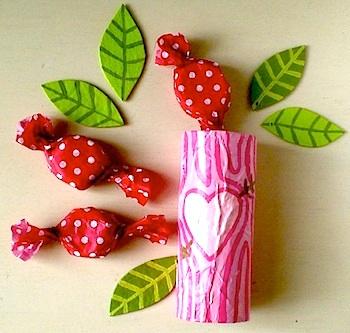 Pretty Little Things heart log