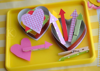 Katherine Marie Photography valentine theme