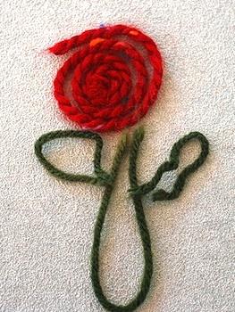 Polwig sandpaper craft