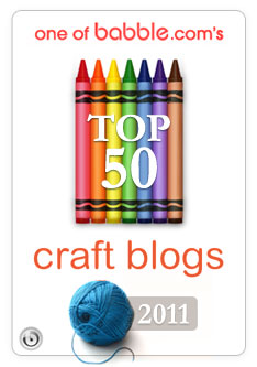Babble top 50 craft blogs