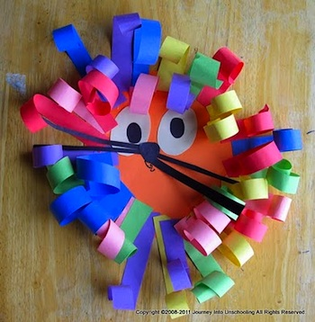 Construction paper animals things to make and do crafts for Where to buy contact paper for crafts