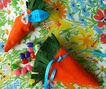 Betz White easter carrot