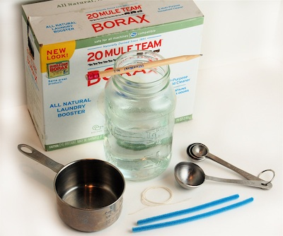 CC10 borax snowcrystals supplies