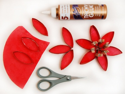 CC10 stained glass poinsettias 2