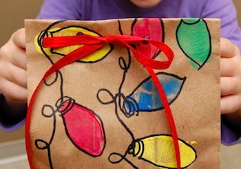 Frugal Family Fun gift bags