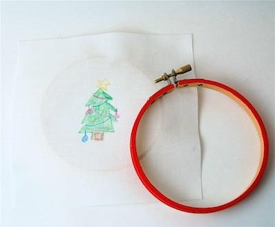 CC10 children's art ornament 1