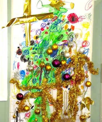 Irresistible Ideas christmas tree