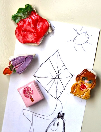 Whimsy Love play clay projects