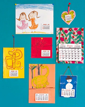 MSL Kids calendar gift