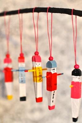 Lilla A soldier ornaments