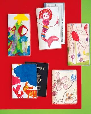MSL Kids checkbook cover gift